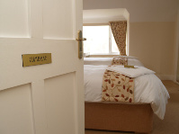 cumbrae bed and breakfast accommodation room largs